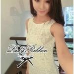 Lady Ribbon's Made Lady Lolita Sweet Sexy White V-back Lace Dress