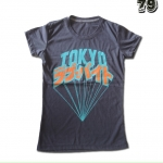เสื้อยืดหญิง Lovebite Size S - Tokyo เพชร