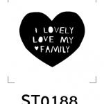 Cartoon Stamp - รูปการ์ตูนน่ารัก 006