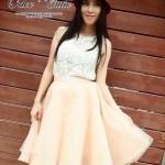 Hottttt itemmmm Vintage princess set lace inflatable skirt