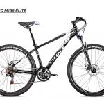 "TRINX : M136Elite จักรยานเสือภูเขา เฟรมอลูฯ ซ่อนสาย 21สปีด ดิสเบรค ล้อ27.5"""