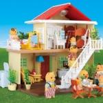 บ้านกระต่าย Anbeiya house V.3 ส่งฟรี