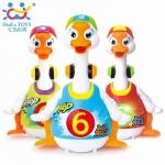 ห่านแด๊นซ์กระจาย (Swing Goose) สินค้าคุณภาพจากแบรนด์ Huile Toys