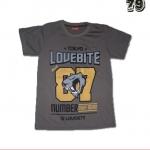 เสื้อยืดชาย Lovebite Size M - Lovebite 87
