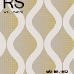 วอลเปเปอร์ ลายกราฟฟิค No. BRL-H52