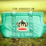กระเป๋าสุนัข Paul Frank สีเขียว (พร้อมส่ง)