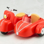 Pre-order Cu-poche:extra Motorcycle & Sidecar (Cherry Red)