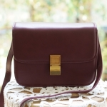 กระเป๋า Classic box crossbody bag