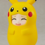 (พร้อมส่ง)Nendoroid More: Pokemon Face Parts Case (Pikachu)