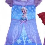 ชุดเดรสเจ้าหญิง Elsa