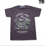 เสื้อยืดชาย Lovebite Size M - Army 32