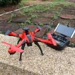 FX176 GPS Drone selfie+บินติดตามตัว+บินกลับเองได้