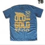 เสื้อยืดชาย Lovebite Size XXL - Old Gold