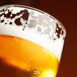 ดื่มเบียร์ลงพุง