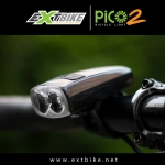 EXTBIKE PICO2 : เล็ก แรง เบา 200 lm