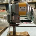 เครื่องตัดผ้าใบตรงขนาด 5 นิ้ว ยี่ห้อ STAR
