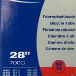 Schwalbe 700x18-28c SV15 จุ๊บเล็ก 40มม.