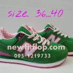 รองเท้า New balance No.N078
