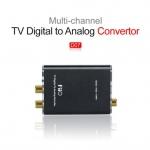ขาย FiiO D07 ตัวแปลงสัญญาณจาก Coaxial, Optical ให้กลายเป็น RCA(ขาวแดง) และ หูฟัง3.5mm รุ่นรองรับ DTS/Dolby/PCM