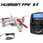 โดรนบังคับ hubsan X4 FPV