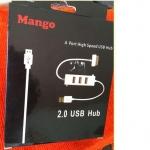 HUB USB /4 Port High Speed USB Hub