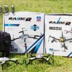 RAIDER 3D โดรนบังคับ หงายท้องบินได้