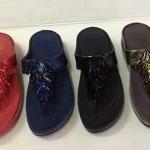 รองเท้า Fitflop Cha Cha สีน้ำเงิน No.F0945