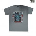 เสื้อยืดชาย Lovebite Size XXL - Samurai Japan