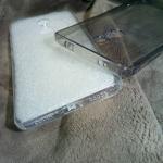 เคส Xiaomi Redmi Note4x TPU นิ่มใสมีจุกกันฝุ่น