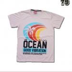 เสื้อยืดชาย Lovebite Size M - Ocean