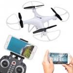 SKY DRONE LH-X25 wifi camera 720p+ ปรับองศากล้อง