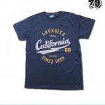 เสื้อยืดชาย Lovebite Size XL - California