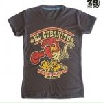 เสื้อยืดหญิง Lovebite Size S - EL cubanito