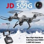 JD 509 G FPV 5.8 Gz+จอมอนิเตอร์+ล็อคความสูง+กล้อง 2.0P