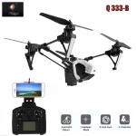 WL-Q333-B FPV wifi Drone ใช้กับโทรศัพท็มือถือ