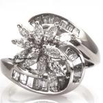 รหัส N1RPT1114-51 แหวนเพชร เพชรน.นรวม 1.20 กะรัต ราคาผ่อนเดือนละ 4,650 บาท ระยะเวลา 10 เดือน มีวงเดียวเท่านั้น โทร.0948626521/Line : @passiongems (อย่าลืมใส่ @หน้าpassiongems นะคะ) สำเนา