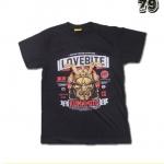 เสื้อยืดชาย Lovebite Size L - Kumamoto 1981