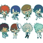 Uta no Prince Rubber Strap Collection: 1 Box 12Pack