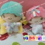 ตุ๊กตาคู่ little twin stars กิกิราล่า