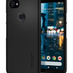 Spigen Thin Fit Google Pixel 2 XL Case with SF Coated Non Slip Matte Surface for Excellent Grip
