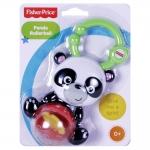 เขย่ามือ ยางกัด Panda roller ball fisher price ส่งฟรี