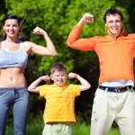 เสียเหงื่อออกกำลังกายทำให้มีความสุข