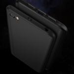 เคส Xiaomi Mi5s TPU นิ่มดำทึบบาง ๆ