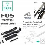 VINCITA : F05 Front Wheel Alignment Gear