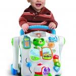 รถผลักเดิน scout & friends baby walker by Leapfrog ของแท้100% ส่งฟรี