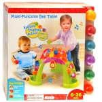 โต๊ะบอลกิจกรรม multi function table ball มีเสียงดนตรี ส่งฟรี