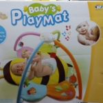เพลยิม baby playmat butterfly
