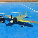MITSUBISHI ZERO เครื่องบินบังคับสงครามโลก