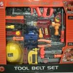 ชุดเครื่องมือช่่าง Tool belt set กล่องใหญ่ อุปกรณ์ 42 ชิ้น ส่งฟรี