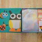 Preschool Wooden Shape ของเล่นฝึก Logic หรือ เชาว์ ตั้งแต่เด็ก